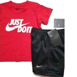 NWT Nike 2T Boy Summer Outfit